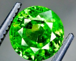 1.91 Crt Natural Tsavorite Garnet Beautifulest Faceted Gemstone (Ts 06)