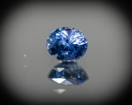 CGL Blue Sapphire 1.66 ct Sri Lanka GPC Lab