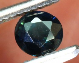 0.35CTS- AUSTRALIAN FACETED SAPPHIRES  GEMSTONE PG-2543