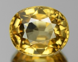 2.54 CT NATURAL ZIRCON SPARKLING LUSTER  YZ22