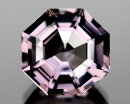 3.80 CT MOGOK LAVENDER SPINEL TOP CLASS GEMSTONE  SP3
