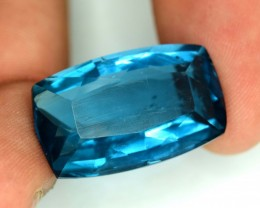 NR 25 cts Blue Fluorite Gemstone