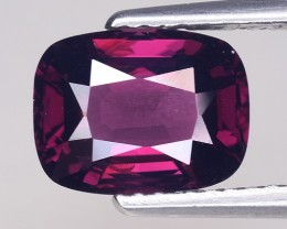 2.20 Cts Untreated Awesome Spinel Excellent Color ~ Burma S12