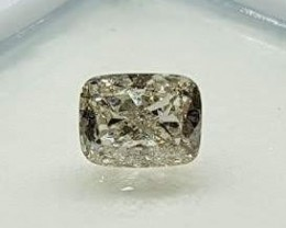 Cushion Cut Diamond 0.54ct.