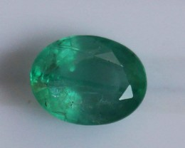 Natural Emerald 1.37ct.