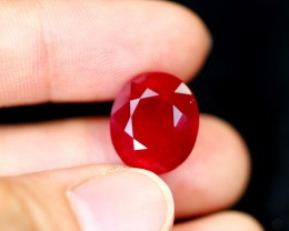 11.97cts Madagascar VS Blood Red Ruby