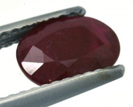 Deep Red Ruby 1.15ct.