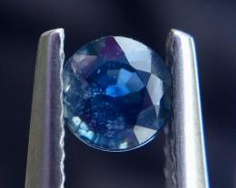 0.54cts Very beautiful Sapphire Gemstones  Piece  3d