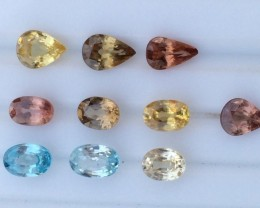 10.20cts Very beautiful Zircon Gemstones  Piece  ad