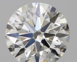 0.26CT DIAMOND WHITE COLOR COLLECTION PIECE