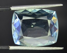 7.75 ct Untreated Aquamarine