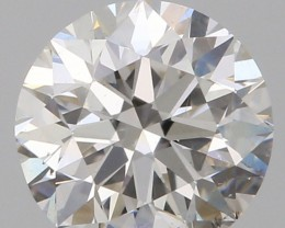 0.55CT DIAMOND WHITE COLOR COLLECTION PIECE IGCDN3