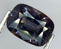 2.28 Crt Natural Spinel Sparkling luster Faceted Gemstone.( AG 69)