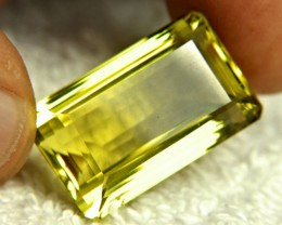 32.74 Carat VVS African Lemon Quartz - Gorgeous