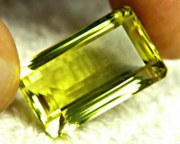 32.74 Carat VVS African Lemon Quartz - Gorgeous