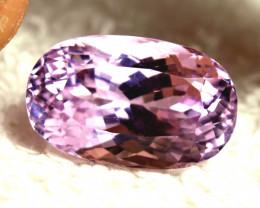 16.25 Carat VVS Himalayan Pink / Purple Kunzite - Superb