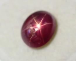 4.30Ct 6 Rays Star Ruby Lot B05