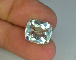 6.05 ct Untreated Aquamarine