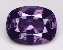 3.63 Cts Untreated Awesome Spinel Excellent Color ~ Burma S27