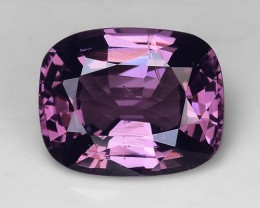3.25 Cts Untreated Awesome Spinel Excellent Color ~ Burma S30