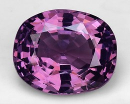 3 Cts Untreated Awesome Spinel Excellent Color ~ Burma S34