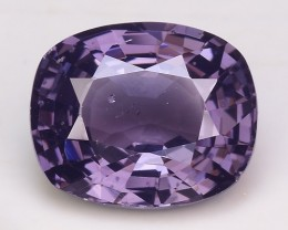 3.25 Cts Untreated Awesome Spinel Excellent Color ~ Burma S35