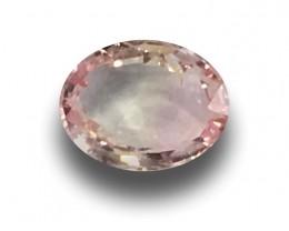 Natural Unheated Pinkish Orange Sapphire |Loose Gemstone| Sri Lanka