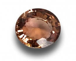 Natural Unheated Padparadscha|Loose Gemstone|New| Sri Lanka