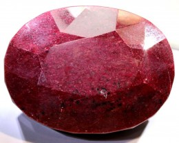 2434.20-CTS  RUBY  FACETED POLISHED TBM-1568