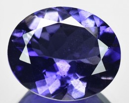 3.10Cts Marvelous natural Tanzanian Blue Iolite