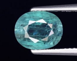 Rare Clarity 1.74 Cts Grandidierite World Class Rare Gem ~ Madagascar Kj5