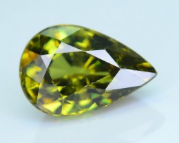 AAA Clarity 1.90 ct Demantoid Garnet SKU.5