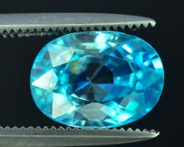 3.25 ct Natural Cambodian Zircon