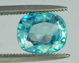 2.80 ct Natural Cambodian Zircon