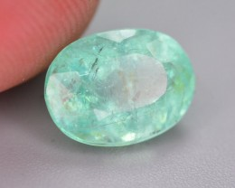 GIL Cert 2.71 Ct Top Quality Natural Paraiba Tourmaline