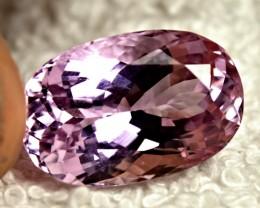 18.45 Carat Purple / Pink VVS Himalayan Kunzite - Gorgeous