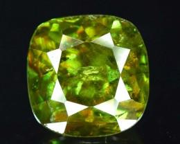 1.85 cts Full Fire Sphene Chrome Titanite Gemstone