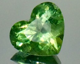 3.76 Crt Natural Apatite Beautifulest Faceted Gemstone.( AG 70)