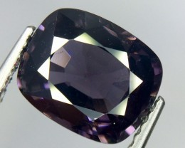 2.66 Crt Natural Spinel Sparkling luster Faceted Gemstone( Sp 03)