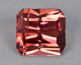 5.80 Cts Attractive Beautiful Color Perfect Cutting Natural Tourmaline