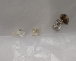 2.12ct  Diamond Parcel , 100% Natural Untreated