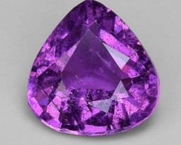 1 Cts Untreated Top Color Sparkling Intense Pink Sapphire ~ SF15