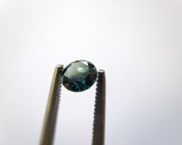 Natural Blue Diamond - 0.23 ct