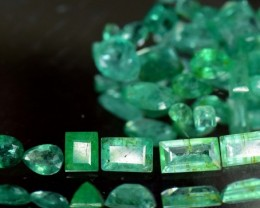 10.30 cts Natural Emerald Gemstones Parcel from Swat