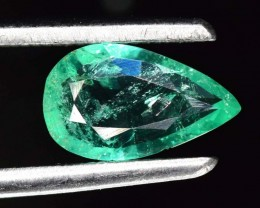 0.60 cts Top Color Swat Emerald Gemstone