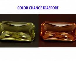7.45CT DIASPORE COLOR CHANGE ZULTANITE IGCDS04