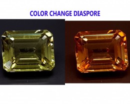 2.8CT DIASPORE COLOR CHANGE ZULTANITE IGCDS05