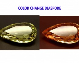 3.35CT DIASPORE COLOR CHANGE ZULTANITE IGCDS18 VVS