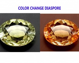 4.75CT DIASPORE COLOR CHANGE ZULTANITE IGCDS20 VS