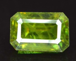 $15 NR Auction ~ 1.70 cts Full Fire Chrome Sphene Titanite